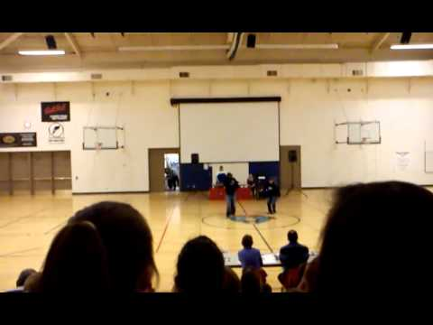Douglas middle school dance competition-wyoming