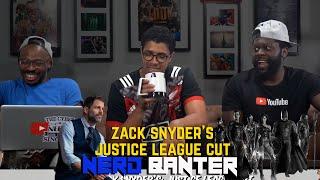 Zack Snyder's Justice League Cut