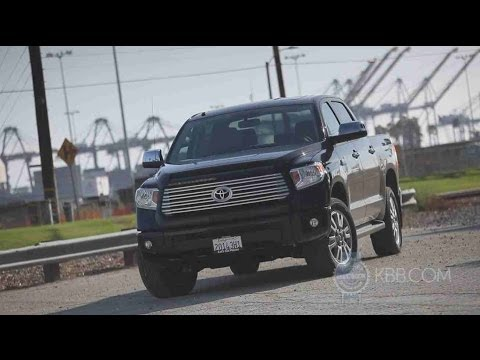 2015 Toyota Tundra - Review and Road Test