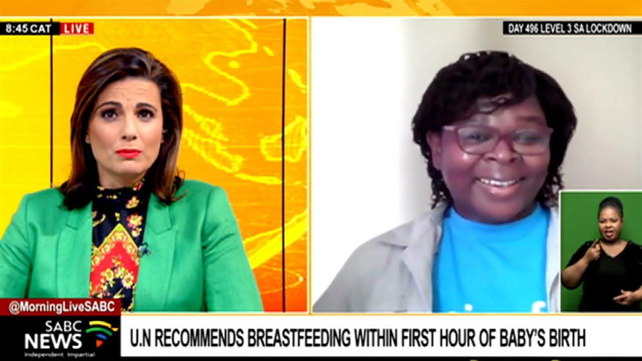 World Breastfeeding Week I SA joins the rest of the world in commemorating breastfeeding day