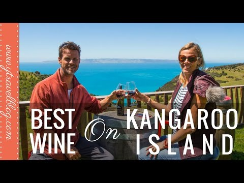 Kangaroo Island With Kids | Winery With BEST VIEW | Day 1