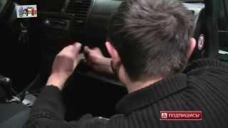 Замена фильтра печки на Opel Zafira