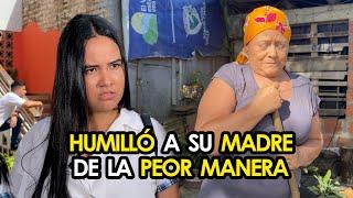 HUMILLÓ A SU MADRE DE LA PEOR MANERA   JUAN SEBASTIÁN HERRERA