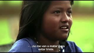 MUJERES DE MACONDO-Entrevista a Priscila Padilla