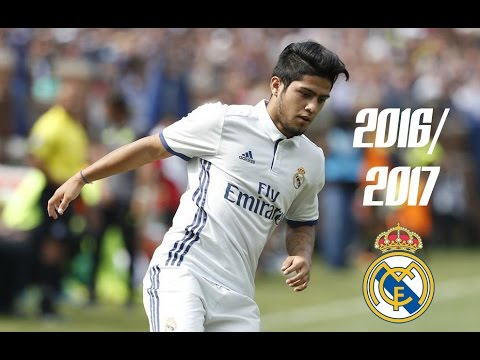 SERGIO DIAZ | Real Madrid Castilla | Goals, Skills, Assists | 2016/2017
