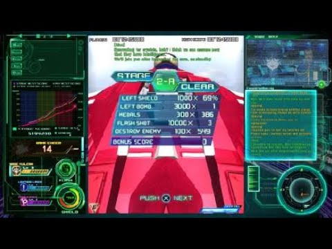 Raiden V: Director's Cut Gameplay  Quickly |