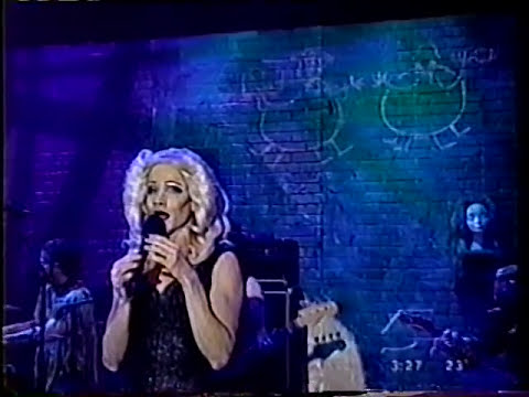 "Hedwig and the Angry Inch ""Origin of Love"" Rosie O'Donnell Show 1999"