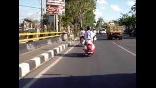 Vespa Rally Indonesia @ Bali 30 SEPT 2012