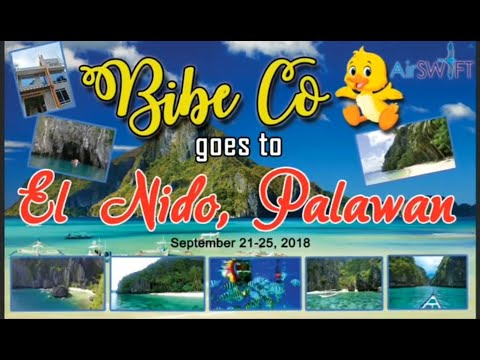 El Nido Trip September 2018