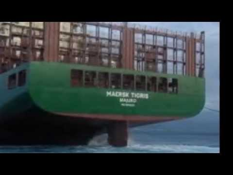 Maersk Tigris: Iran releases seized cargo ship - Breaking News - 07-05-2015