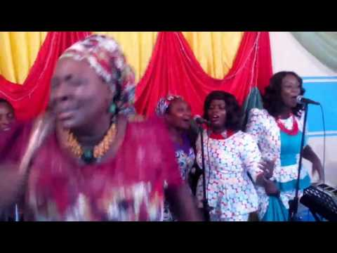 Voice of hope Ibadan we Sola Oladoyinbo and the restoration voices