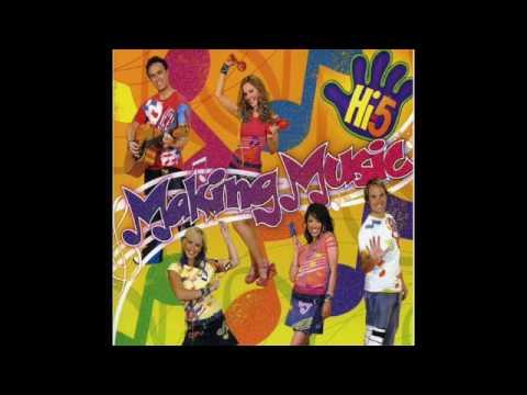 Hi-5: 7 | 3 Action Hero (Karaoke | Instrumental)