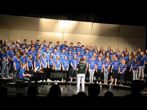 Teen Gospel Choir - Healing is in Your Hands