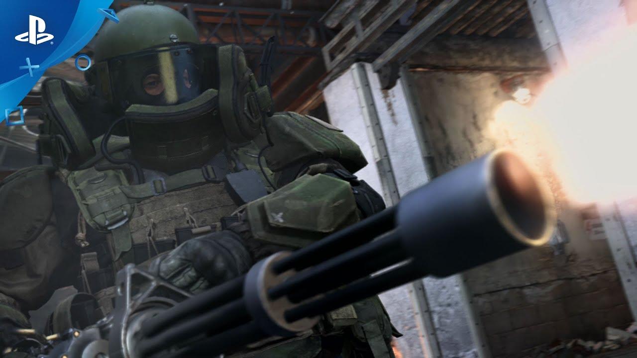 『Call of Duty®: Modern Warfare® 』 マルチプレイヤー公開トレーラーを見る