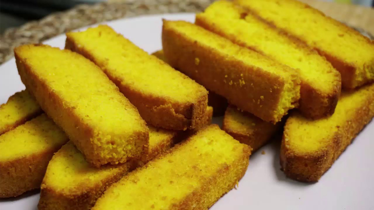 Cake Rusk Recipe Food With Amna Recipes To Supercharge