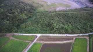 南大隅町佐多郡(くいのたん)を空撮001