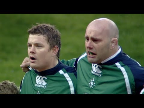 Shoulder to Shoulder, BT Sport film | Brian O'Driscoll explores how rugby united Ireland