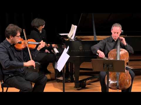 The Odessa Trio: Intermezzo - Tango Dorfman, composed by Ofer Ben-Amots