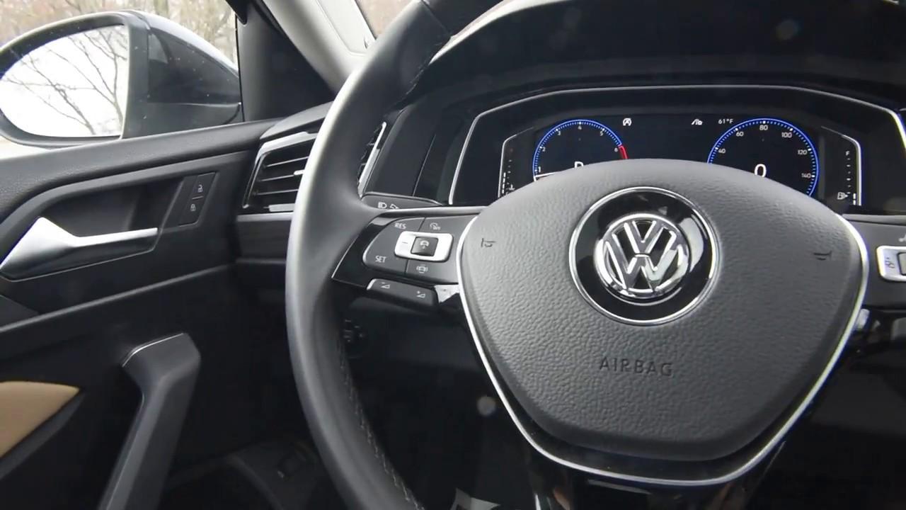 Brand new 2019 volkswagen jetta sel interior at trend for Trend motors rockaway nj