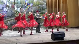 НА СОСЕДНЕЙ УЛИЦЕ. 2018г. АНСАМБЛЬ ВОСТОЧНОГО ВОЕННОГО ОКРУГА.  г.Хабаровск