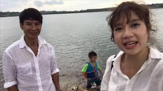 Đi một ngày đàng, học một sàng khôn tại Hồ Trị An - Gia Đình Lý Hải Minh Hà