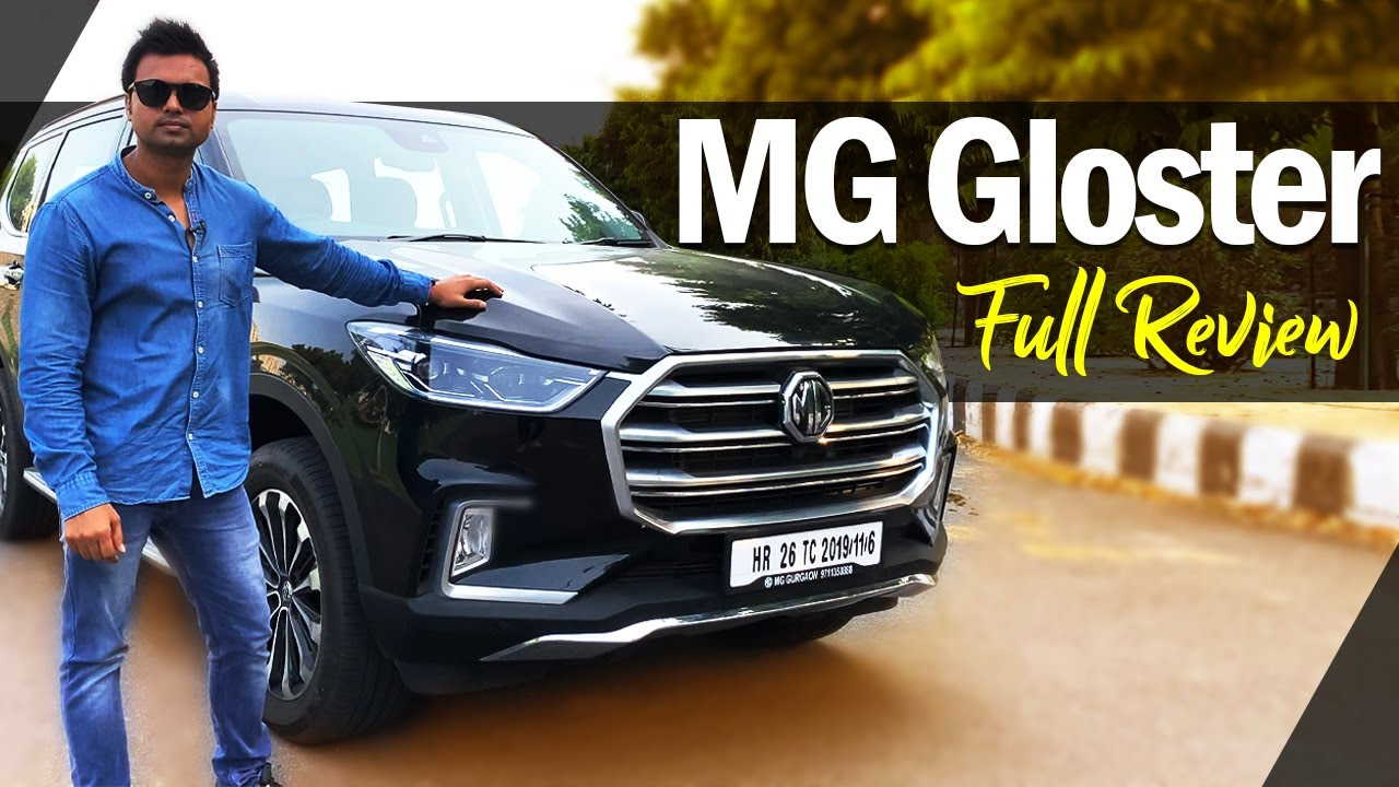 MG Gloster Review: Toyota Fortuner और Ford Endeavour से ज्यादा जबर्दस्त?- Watch Video
