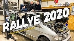 Das wird unser Rallyeauto! Was haltet Ihr davon?