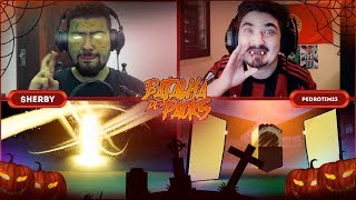 TIREI UM WALKOUT ZOMBIE?? vs PedroTim23 - FIFA 18 | BATALHA DE PACKS #02 ‹ SHERBY ›