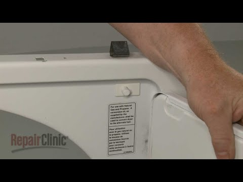 Door Switch - Maytag Dryer SDG3606AWW