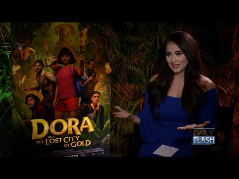 Dora And The Lost City Of Gold | Junket