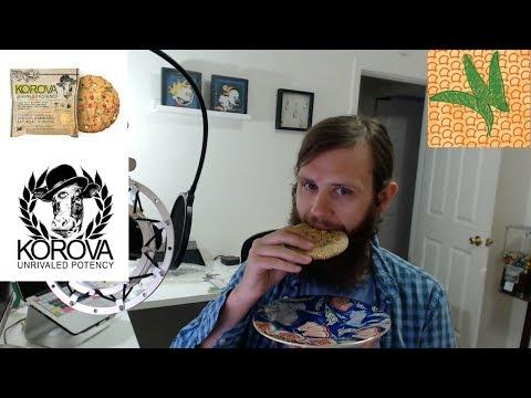 Korova Saturday Morning Cookie 150 mg Marijuana Edible Review