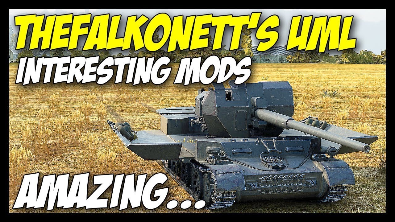 1 3 0 1] TheFalkonett's UUP (UML Utilization Project) - Tank Skins