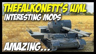 ► Interesting Mods #2 - TheFalkonett's UML Mod - World of Tanks