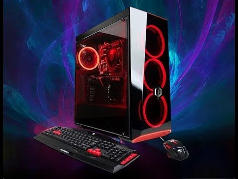 My First Ever Gaming PC CYBERPOWERPC Gamer Xtreme VR GXiVR8060A5 Gaming PC  (Intel i5-8400 2 8GHz,