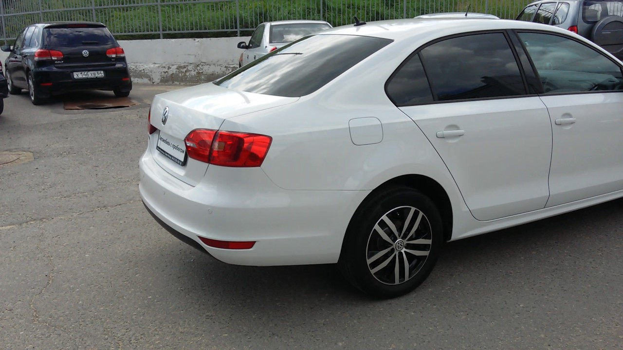Купить Volkswagen Jetta (Фольксваген Джетта) 2014 г. с пробегом бу .