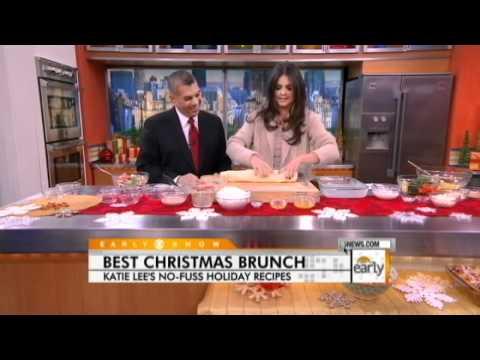 Katie Lee's Best Christmas Brunch