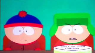 South Park: Kyle speaks in pig latin