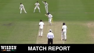 Hardik Pandya only bright spot in disappointing day for India A | Wisden India