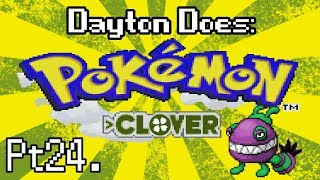Pokemon Clover : Pt24. A Trip To The Park! The Center Of The Fochun Region!! (Clover ROM-Hack)