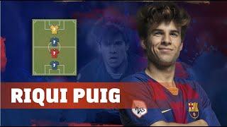 RIQUI PUIG | MY TOP 4 (LEGENDS)
