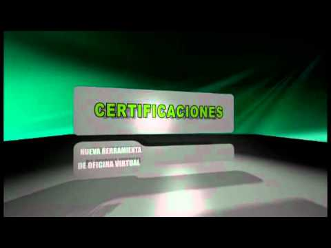 Introducci n oficina virtual youtube for Oficina virtual impuestos