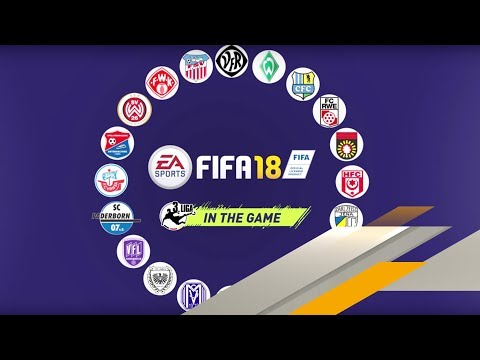 FIFA 18: 3. Liga in the Game! | SPORT1 Gaming