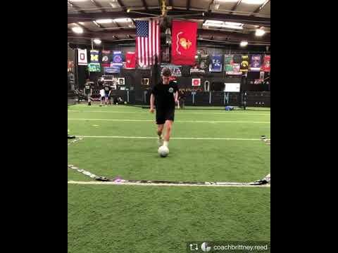 Semi-circle Ball Control