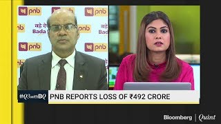 PNB Reports Loss Of Rs 492 Crore In Q3