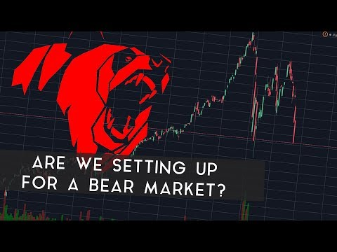 Stocks Sell-Off | Are we setting up for a bear market?