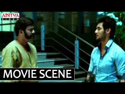 Lovely Telugu Movie Climax Scene -  Aadhi, Rajendera Prasad