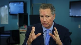 John Kasich criticizes United Airlines: 'I see a breakdown throughout that company'