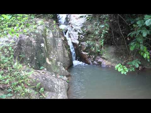 Sungai Pinang Waterfall Video 7