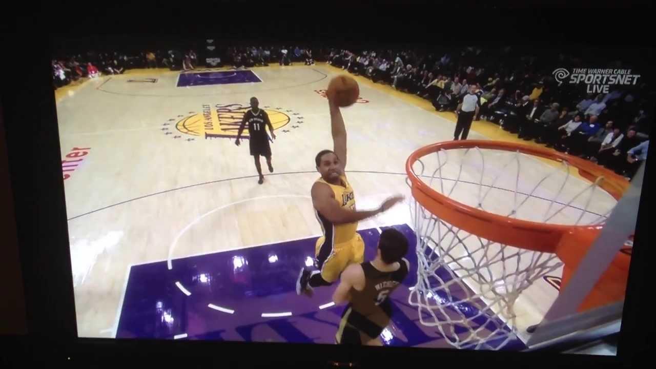 Xavier Henry has dunk ...