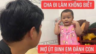 Con gái rượu Khương Dừa khóc kể chuyện ở nhà bị mợ Út đối xử tệ!!!